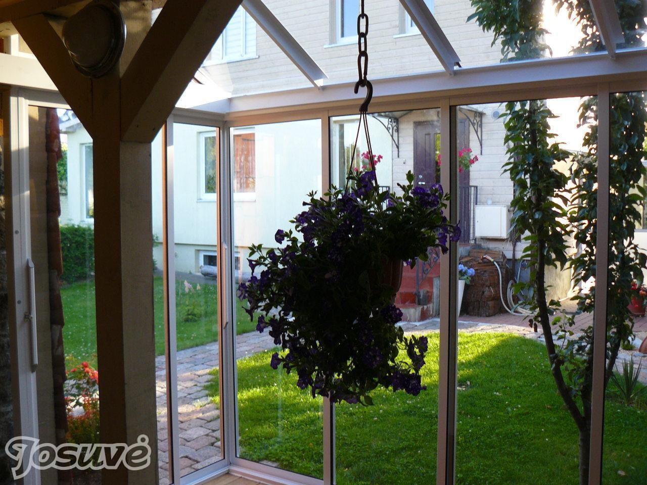 terasos irengimas stiklinimas